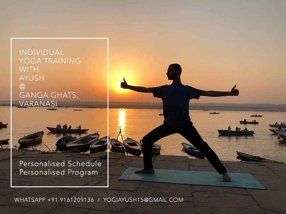 INDIVIDUAL PERSONAL CUSTOMISED YOGA CLASS